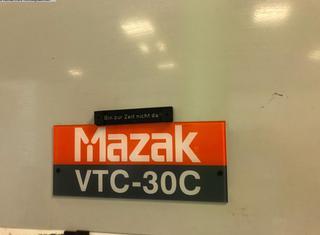 Mazak VTC 30 C P10120006