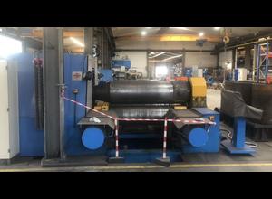 Sertom EMO 15-60 - 1500 x 60/50 mm Plate rolling machine