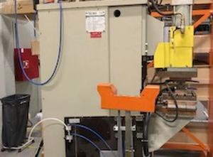 Máquina de soldadura Techna 8105