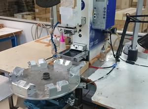 Machine de tampographie TECA PRINT TP100
