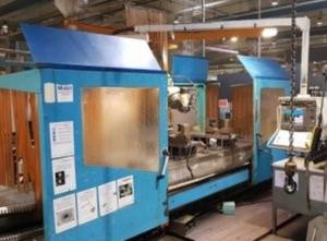 MTE BF 3200-1 CNC-Fräsmaschine Universal