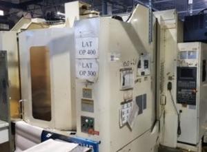 Centrum obróbcze poziome Okuma MX-50 HB