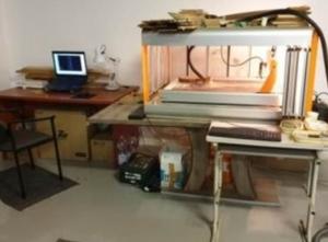 Fraiseuse Stepcraft D840 CNC