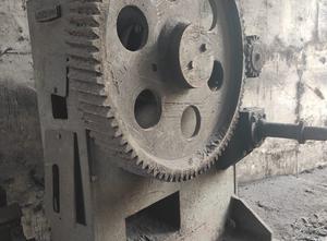 Matharoo Hydraulic Cold Shear machine