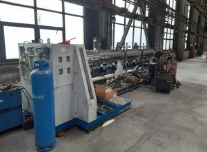 Stroj na vytlačování - Extrudér jednošroubový R&K Plastic Solution Systems Ltd. RK 120 PLC