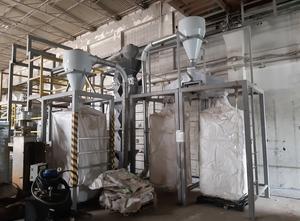 R&K Plastic Solution Systems Ltd. TAE evo tech Recyclingmaschine