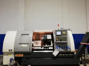 Alex Tech Viper VT 27 Drehmaschine CNC