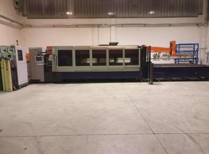 Used Bystronic Speed 4000W laser cutting machine