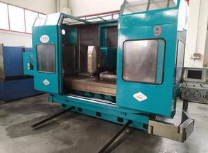 Sachman MT107 CNC Fräsmaschine