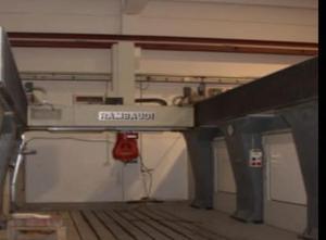 Used Rambaudi Ramspeed H - 5 axis Portal milling machine