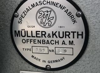 Muller & Kurth 151 P10122003