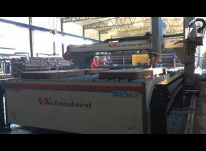 Stigal VX-Standard Schneidemaschine - Plasma / gas
