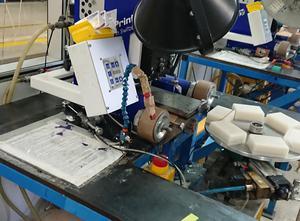 Teca Print TPU131 Tampondruckmaschine