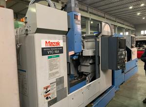 Mazak VTC 16 A Bearbeitungszentrum Vertikal