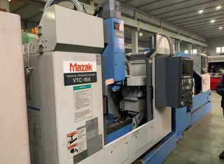 Mazak VTC 16 A P10122039