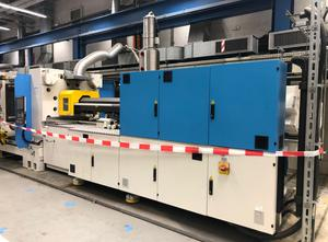 Demag 800T -8000 Systec Injection moulding machine