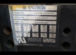 YORK YCAS P10123008