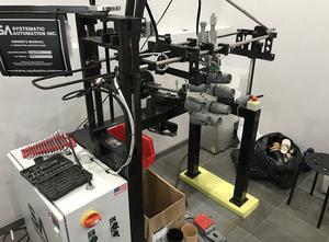 Systematic Automation USA PT8 Siebdruckmaschine