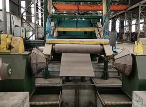 Koçaloğlu 12x2000 mm Complete unwinding unit