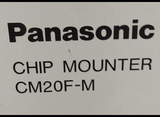 PANASONIC CM20F M P10125009