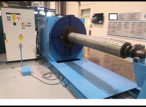Wire winding Machine BoB P 1500 for Transformer factories