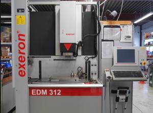 Máquina de electroerosión por penetración Exeron EDM 312 MF 20