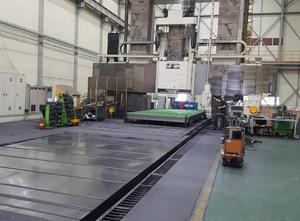 SNK  HF - 8M CNC Plattenbohrwerk