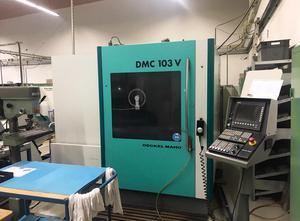 DMG DMC 103 V  Machining center - vertical