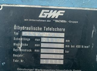 GWF Mengele S16-3000 P10127031
