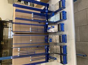 tws quadra Semiconductor machine