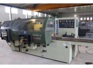 SCM SUPERSET 23A Planing machine