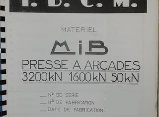 MIB 3200kn P10127119