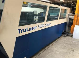 Trumpf TruLaser 5030 classic - 5 kw (L15)  Laserschneidmaschine