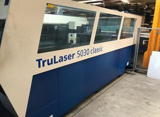 Trumpf TruLaser 5030 classic - 5 kw (L15) P10128037