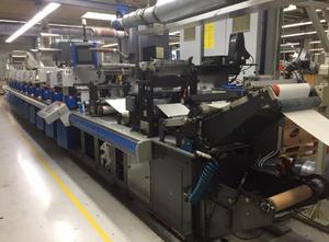 Gallus EMS410 Etikettiermaschine