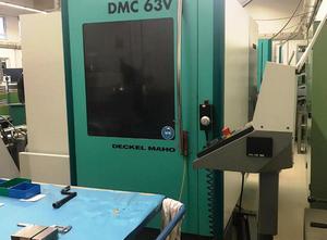 Centro de mecanizado vertical DMG  DMC 63 V
