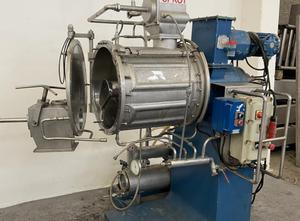 EFCI vacuum paddle dryer 100 litres Trockner