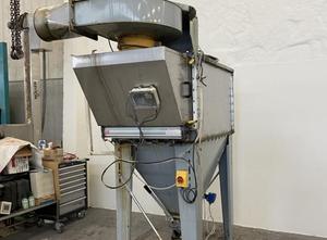 Collecteur de poussière Wam Group 0,5 m2 – 2.2 kw
