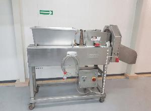 Urschel OV Gemüse und Obst- Schneide-, Wasch- und Blanchierenmaschinen