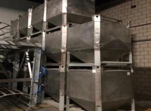 Mezcladora de líquido Matcon Container Mixer