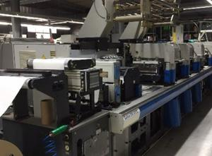 Gallus EMS 410 (7) Label printing machine