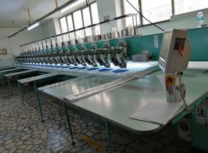Tajima TFGNII-918 Stickmaschine