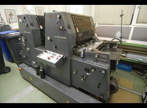Heidelberg GTO Z 52+ N Offsetdruckmaschine 2 Farben