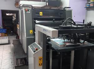 Komori GS 228 Offsetdruckmaschine 2 Farben