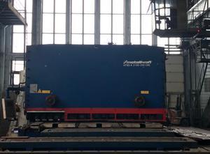 Metallkraft HTBS-K 3100-250 CNC CNC Schere