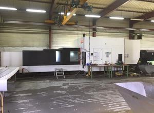 Centro di lavoro verticale Mazak FJV 60/160 II