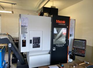 Mazak Variaxis J-500/5X P10129176