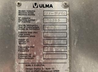 ULMA TRX-35X150 P10130012