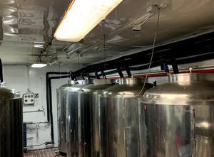 Stroje pro výrobu vína, piva nebo alkoholu Blonder Blonder