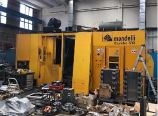 Mandelli THUNDER 630 POWER P10131025